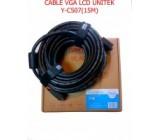 Cáp tín hiệu VGA Unitek 15M