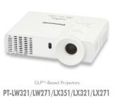 Máy chiếu Panasonic PT-LW271EA